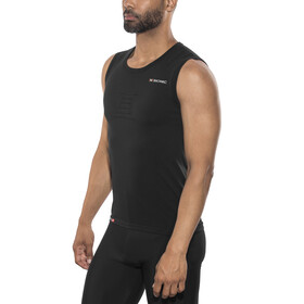 X-Bionic Speed Running Sleeveless Shirt Men Black/Pearl Grey